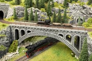 Noch railway layouts