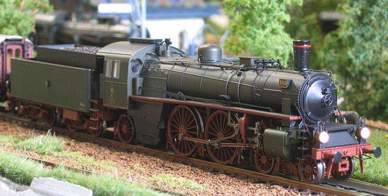 Brawa KPEV S9 - Model Rail Forum